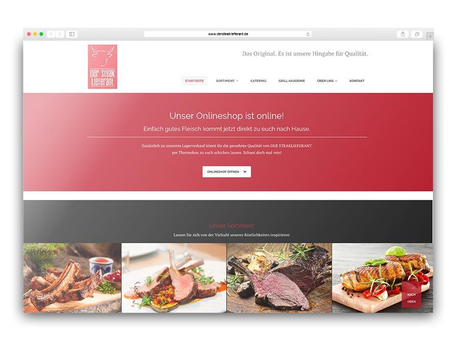 DER STEAKLIEFERANT – Fleischhandel für die Gastronomie und Privatkunden